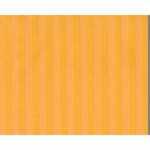 Stylová pruhovaná látka GARDENA 1967/210 meruňková