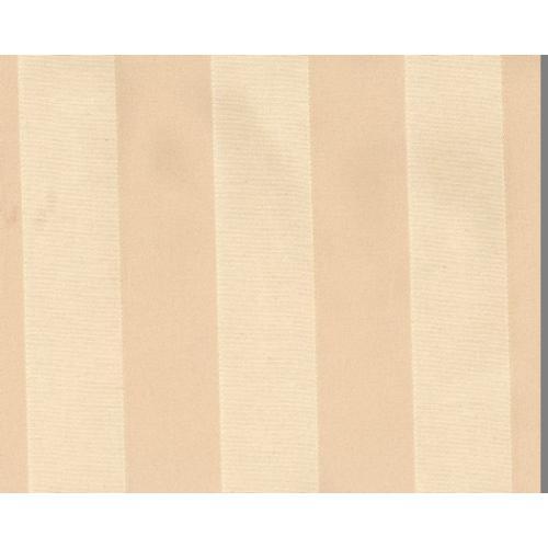 Stylová pruhovaná látka GARDENA 1968/000 bílá káva
