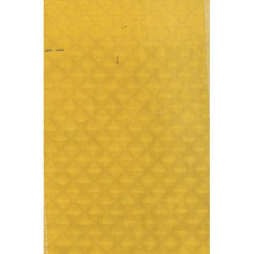 Potahová látka pletenina PIKÉ 3 žlutá