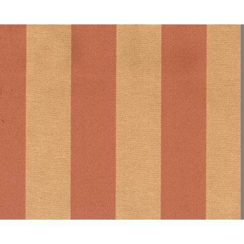 Stylová pruhovaná látka GARDENA 1968/704 starorůžová