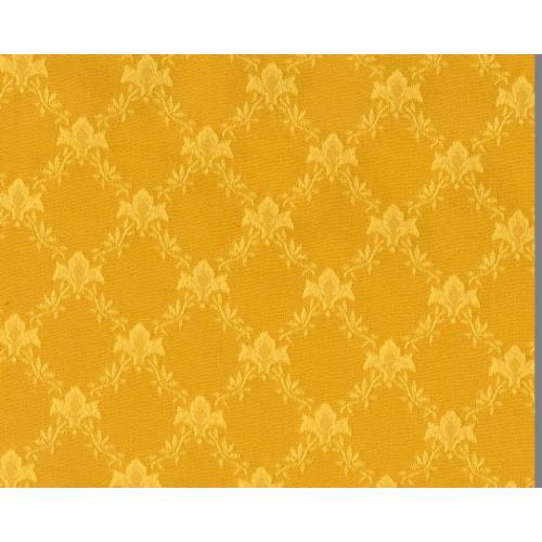 Dobová látka se zámeckým vzorem GARDENA 1970/174 zlatá
