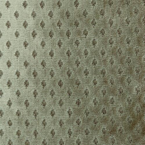 Tkaný plyš jednobarevný s vytlačovaným vzorem DIANA 2058/630