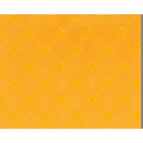 Dobová látka se zámeckým vzorem GARDENA 1970/210 meruňková