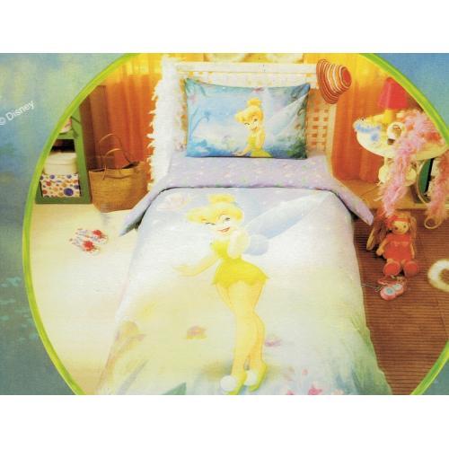 Dětské povlečení na velkou postel Víla ZVONILKA