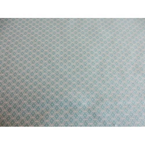 Potahová látka s retro vzorem metráž RUTA BARS 41 mintová