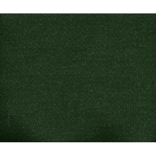 Jednobarevná dekorační látka ALPES LISOS C/37 zelená