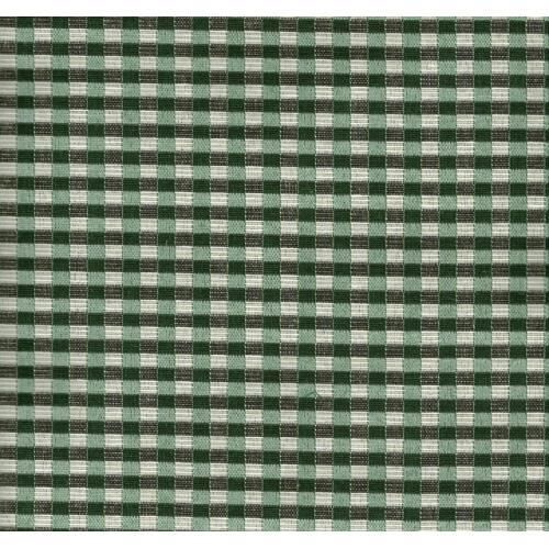 Dekorační látka kostičky ALPES GARDA C/37 zelená