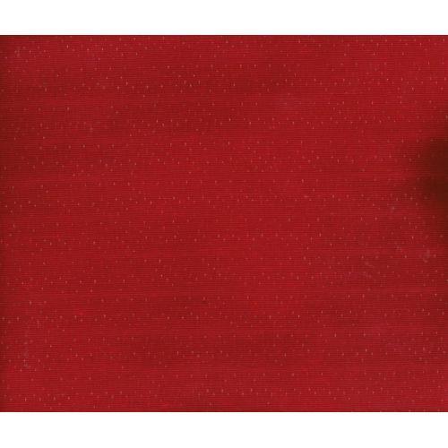 Jednobarevná dekorační látka ALPES LISOS C/29 červená