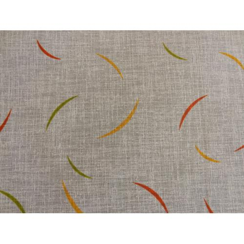 Dekorační štola na stůl metráž- barevná II