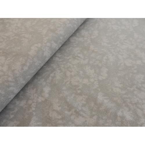 Dekorační bavlněná látka mramor šedý