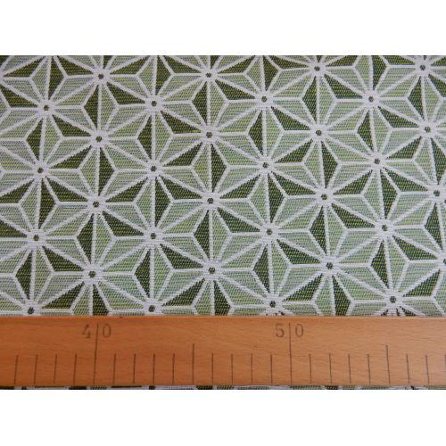 Dekorační látka s geometrickým vzorem ITALIA TOSCANA 37