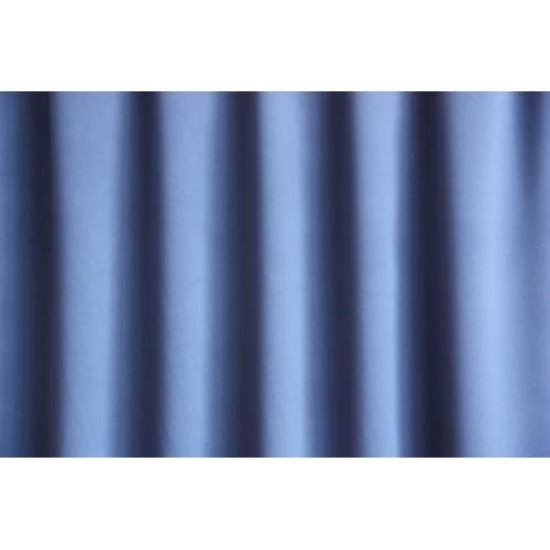 Blackout závěs HENRI 14 jednobarevný tmavě modrý