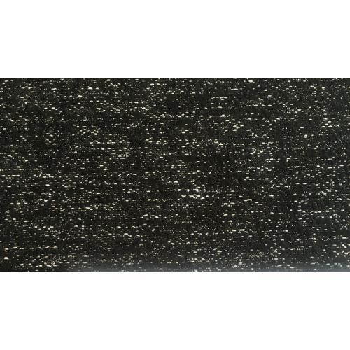 Žinylková potahová látka melír MIX 13 černo-bílá