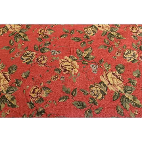 Gobelínová žinylka s květinovým motivem FLOWERS 335/31