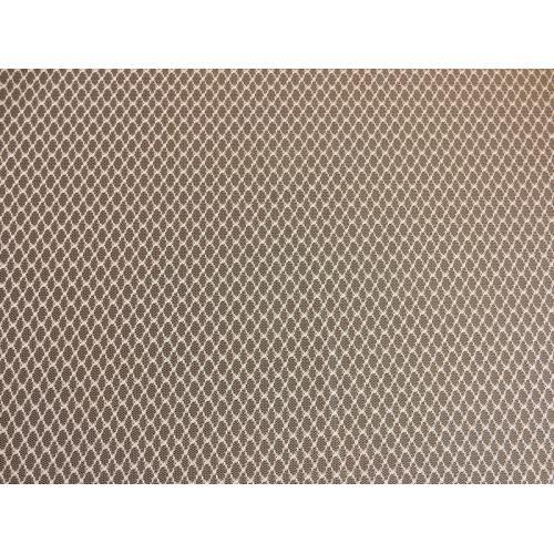Moderní žakárová záclona s olůvkem Laguna bílá