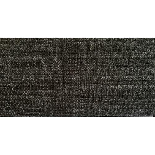 Žinylková potahová látka melírovaná MIX 19 tmavě šedá