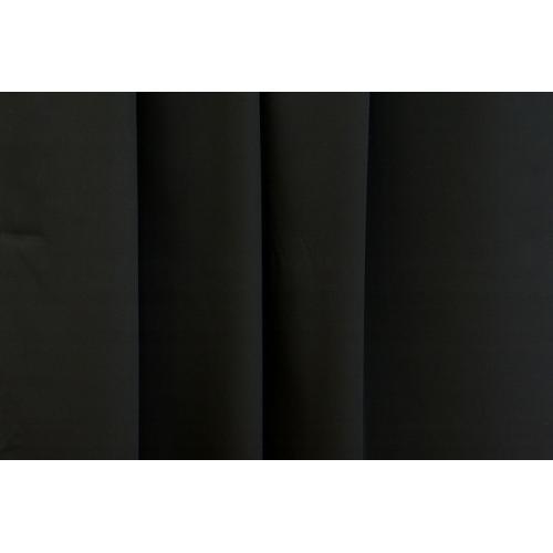 Dim out závěs PETER 33 jednobarevný černý
