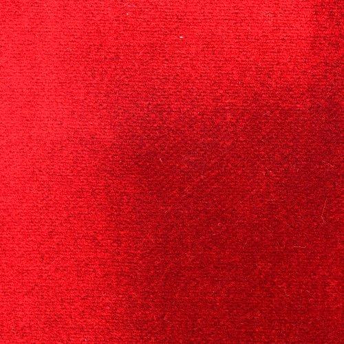 Tkaný plyš jednobarevný vínový ARION 3896