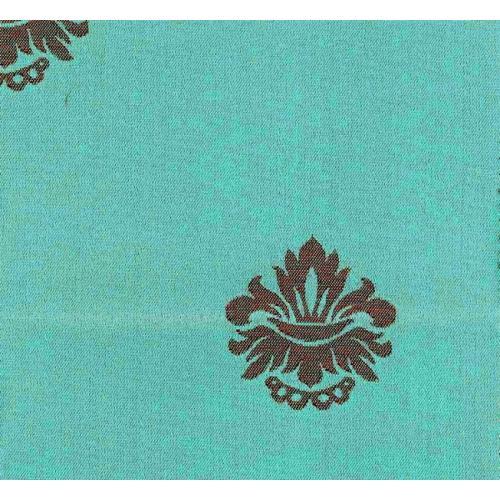 Potahová látka s moderním vzorem MERCURY 30 světle modrá