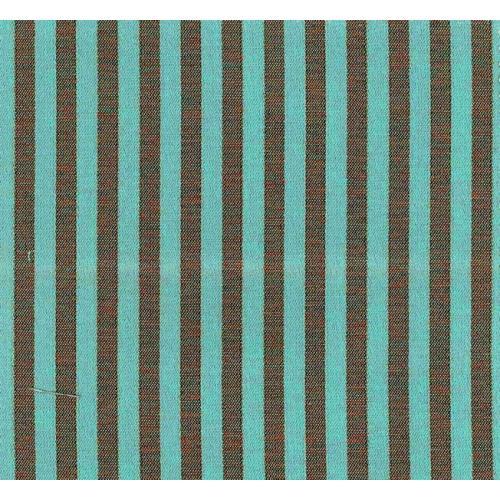 Potahová látka s moderním vzorem pruhy MERCURY 31 světle modrá