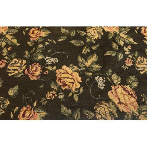 Gobelínová žinylka s květinovým motivem FLOWERS 335/105