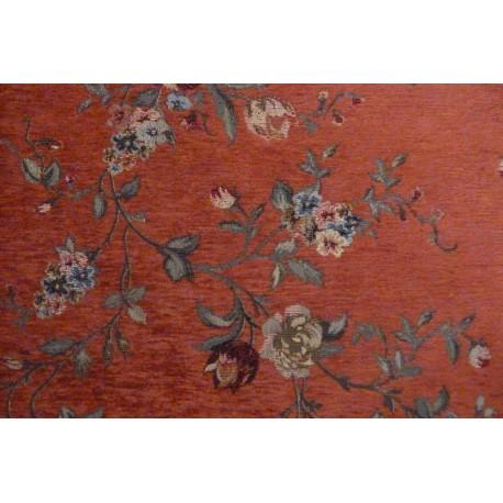 Gobelínová žinylka s květinovým motivem FLOWERS 336/4