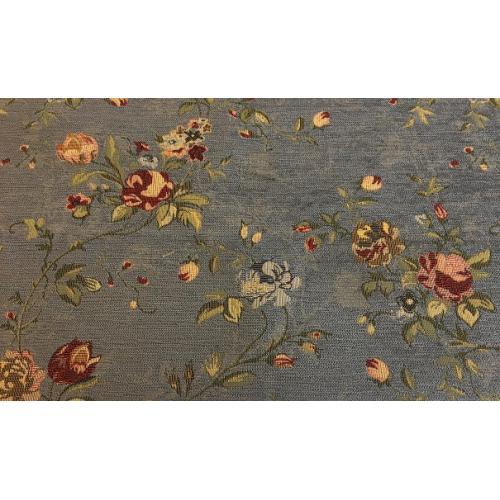 Gobelínová žinylka s květinovým motivem FLOWERS 336/81