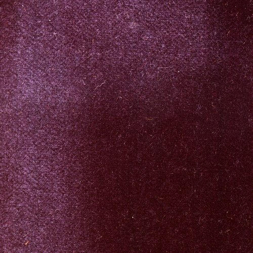 Tkaný plyš jednobarevný tmavě modrý ARION 8541