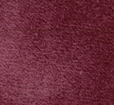 Tkaný plyš jednobarevný starorůžový ARION 6341