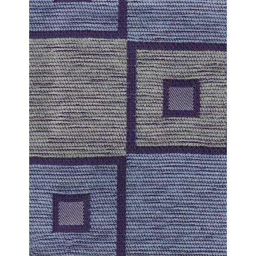 Žinylka kostkovaná VERKOLA 311/588 modrá