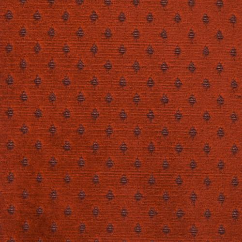 Tkaný plyš jednobarevný s vytlačovaným vzorem DIANA 2058/915