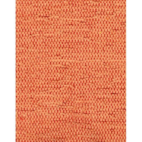 Žinylková potahová látka jednobarevná TERKA 31 oranžová