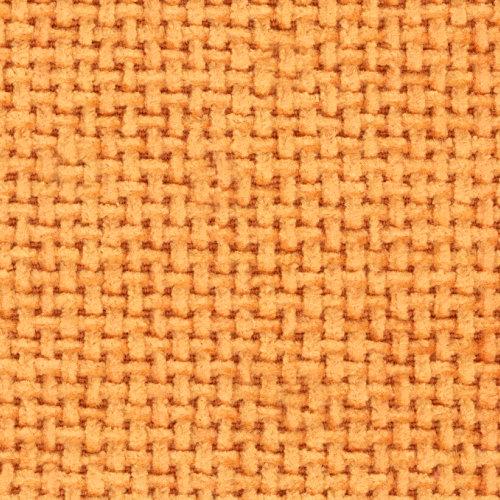 Žinylková potahová látka jednobarevná TOREM 221 oranžová