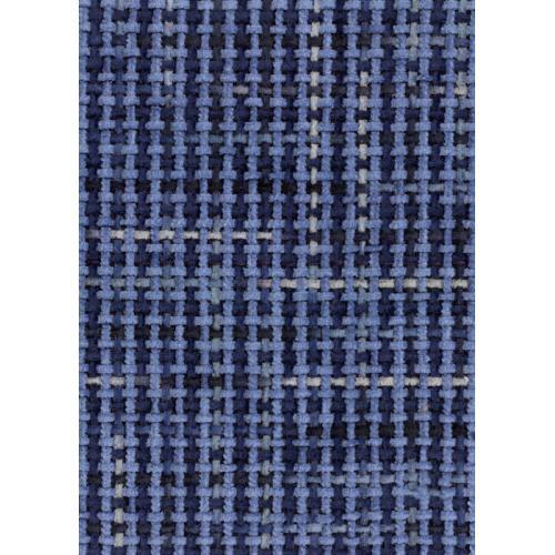 Žinylková potahová látka melírovaná ELIAS 555 modrá