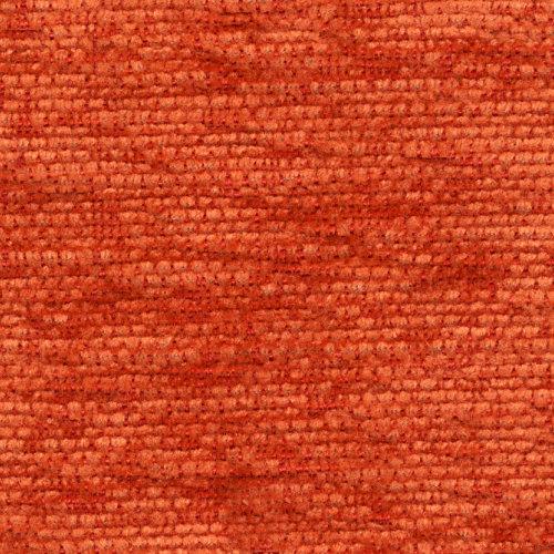 Žinylková potahová látka jednobarevná DALIBOR 401 cihlová