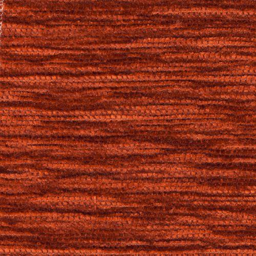 Žinylková potahová látka jednobarevná INA 641/331 terakota