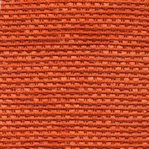 Žinylková potahová látka jednobarevná NIGEL Oranž