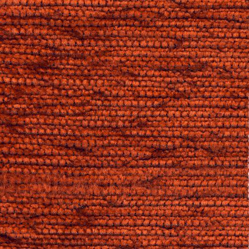Žinylková potahová látka jednobarevná MADLA  415/331 terakota