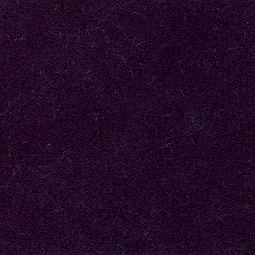 Mikroplyš metráž potahová látka ALKAT 10 tmavě modrá