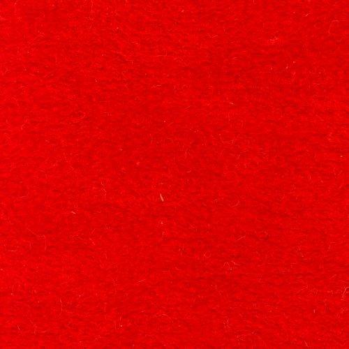 Mikroplyš metráž potahová látka ALKAT 845 červená