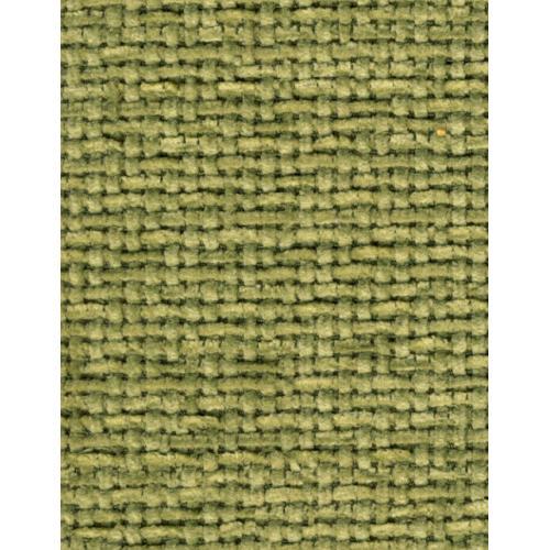 Žinylková potahová látka jednobarevná AKAS 663 zelená