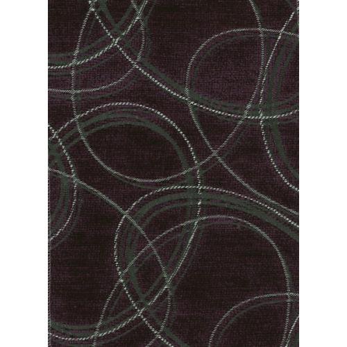 Žinylková potahová látka vzorovaná PALERMO 4
