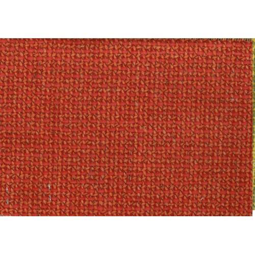Čalounická melírovaná žinylka VISBY 238 cihlová