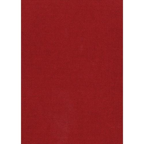 Čalounická žinylka jednobarevná metráž MYSTIC 56 tmavě červená