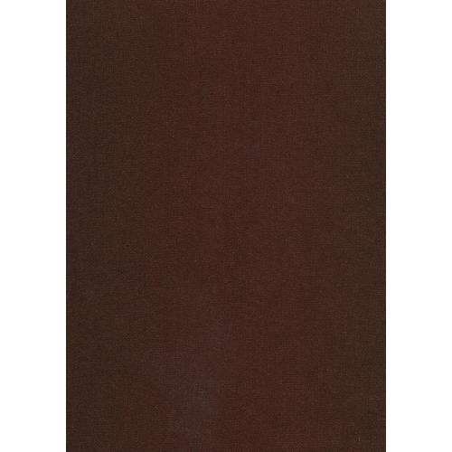 Čalounická žinylka jednobarevná metráž MYSTIC 57 tmavě hnědá