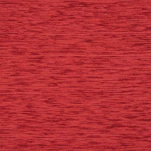 Žinylková jednobarevná látka SILVIE UNI 704 červená