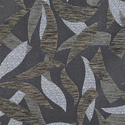 Čalounická žinylka se vzorem SILVIE 705 šedá