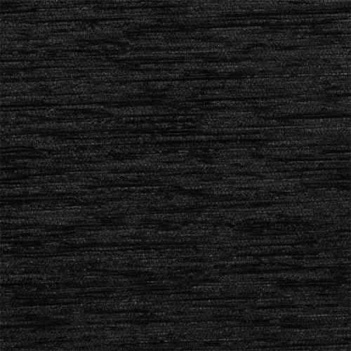 Žinylková jednobarevná látka SILVIE UNI 701 černá
