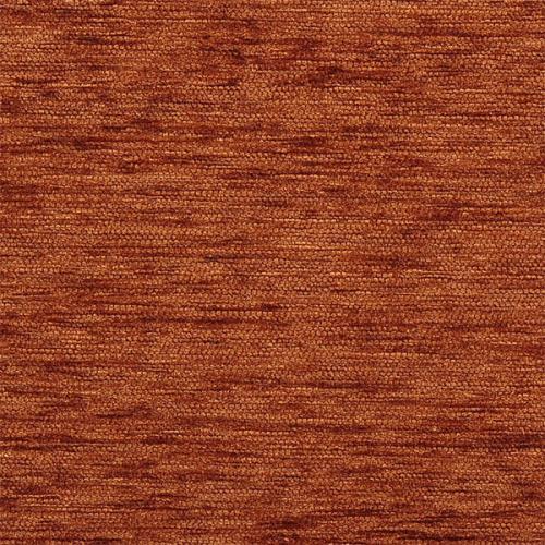 Žinylková jednobarevná látka KROUŽKY UNI 04-03 hnědá