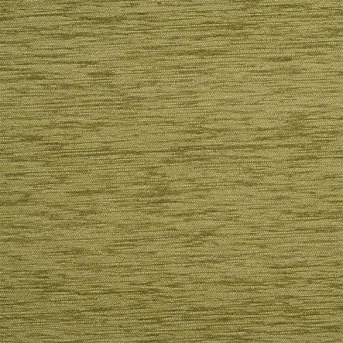 Žinylková jednobarevná látka KROUŽKY UNI 34-03 zelená